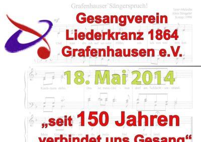 Gesangsverein Liederkranz 1864 Grafenhausen e.V.
