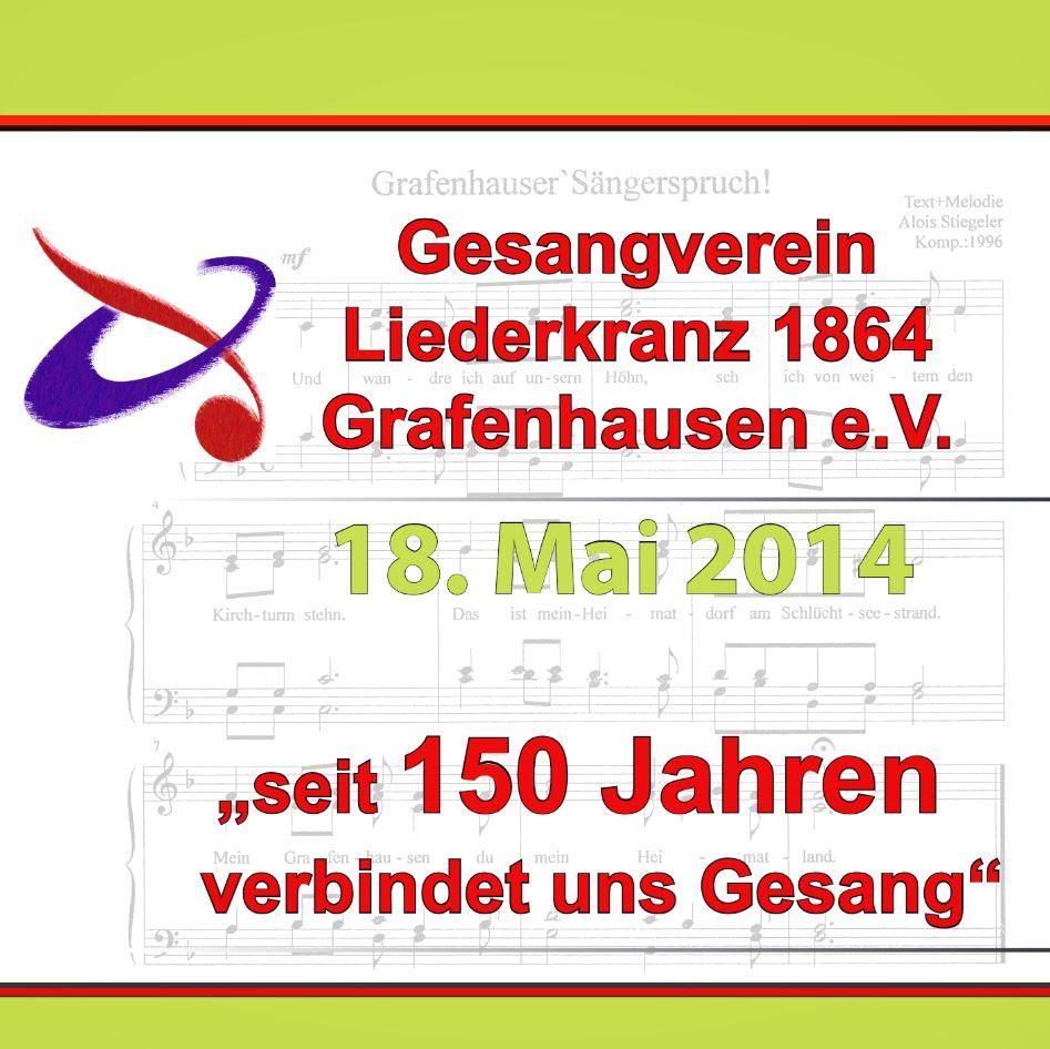 Gesangverein Liederkranz 1864 Grafenhausen e.V.