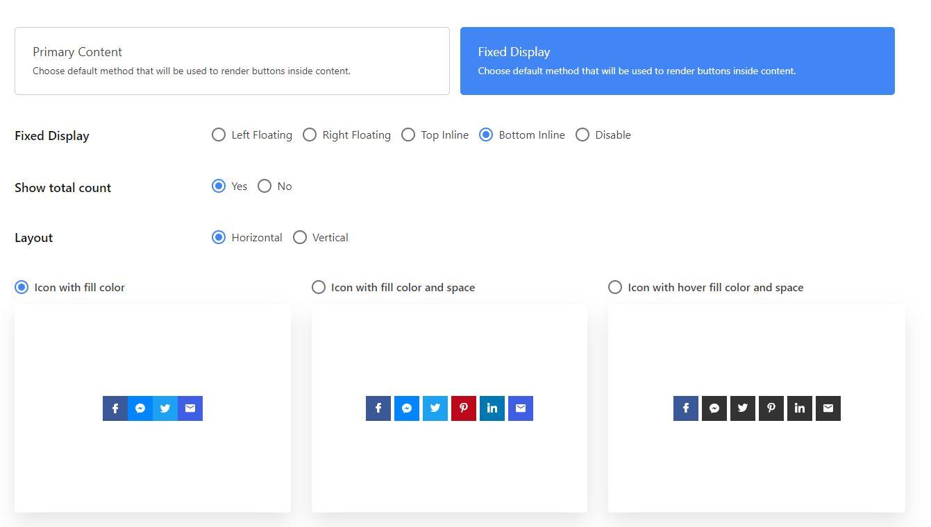social share buttons 3
