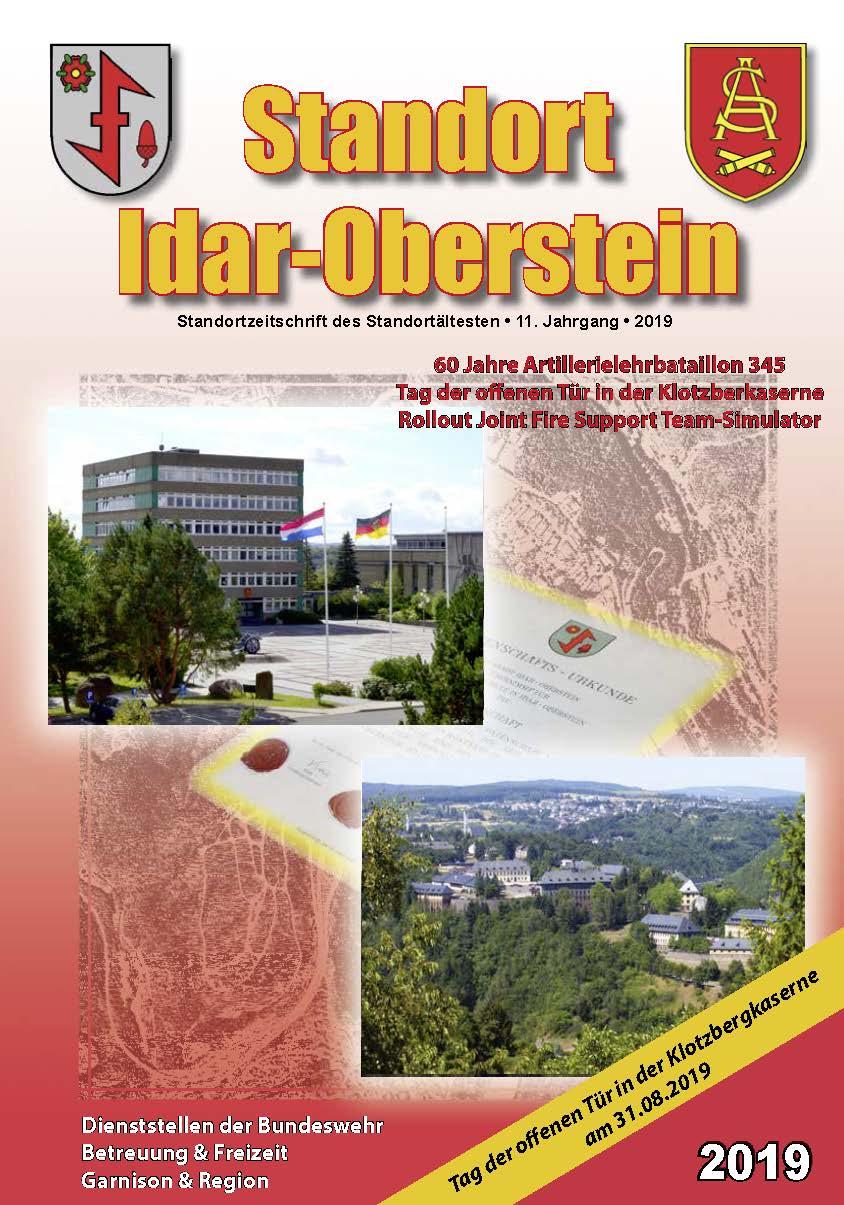 Standortzeitschrift IDAR-OBERSTEIN