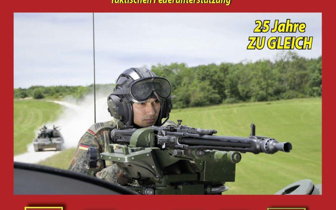 ZU GLEICH – Zeitschrift der Artillerietruppe und der Streitkräftegemeinsamen Taktischen Feuerunterstützung (02/2020)
