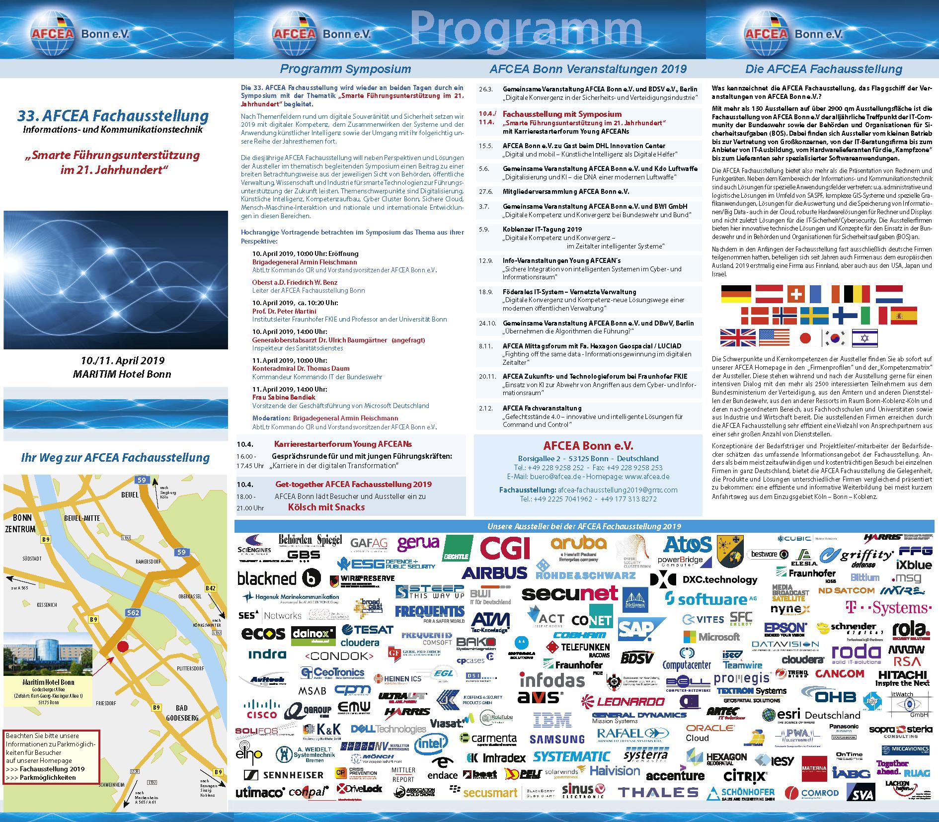 AFCEA Flyer